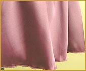 「カシュクール風の胸元がエレガントなパーティードレス」詳細写真